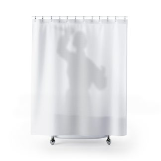Psycho The Shower Curtain